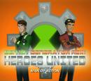 Ben 10-Mutante Rex: Heróis Unidos