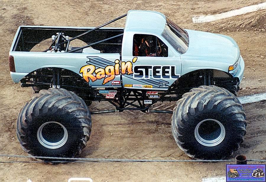 Ragin Steel Monster Jam Wiki