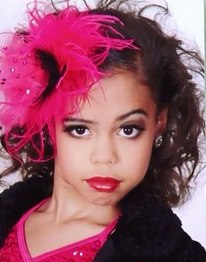 Dance Moms Asia Monet Ray