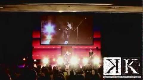 """K Project - Anime OP Full """"KINGS"""" by Angela LIVE CONCERT"""