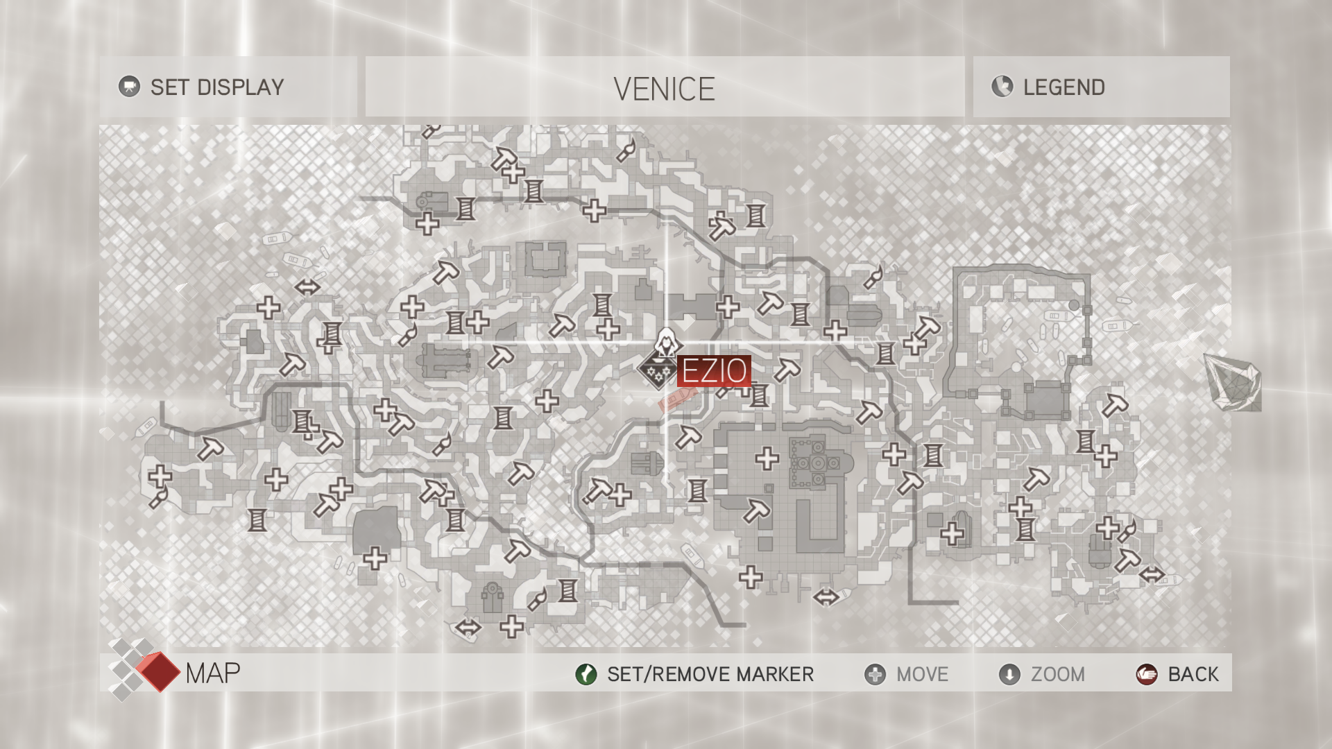 Image - AC2 Venice Map.png - The Assassin's Creed Wiki ...