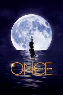 Once Upon a Time Season 3 Poster Jolly Roger
