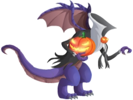 how to get the halloween dragon in dragon city