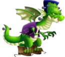 Dragón Frankie