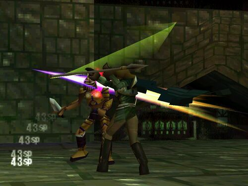 legend of dragoon albert - photo #11