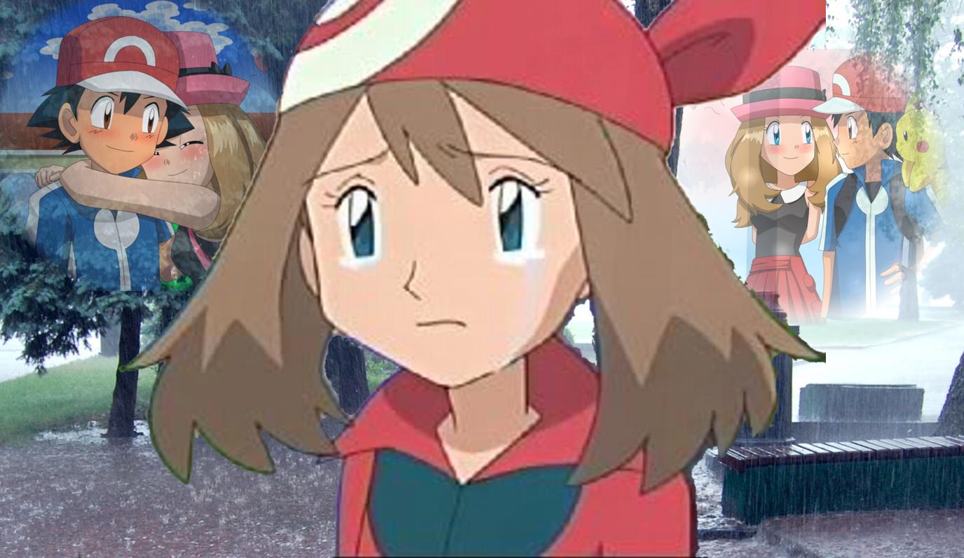 Ash x Serena Pokemon xy