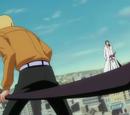 Shinji Hirako vs. Sōsuke Aizen