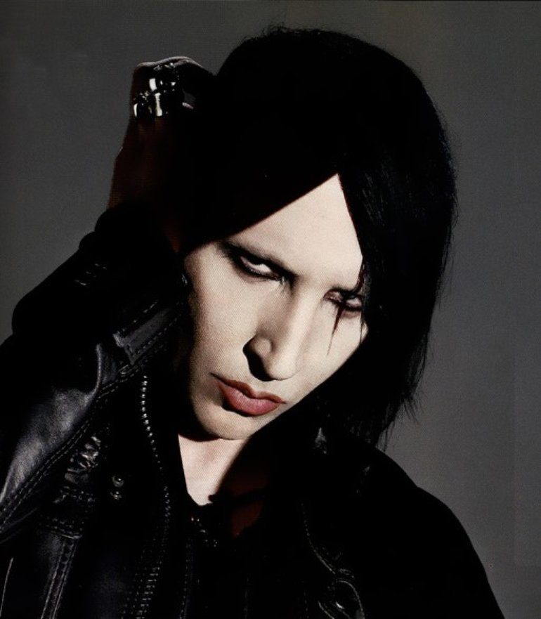 Marilyn manson once upon a time