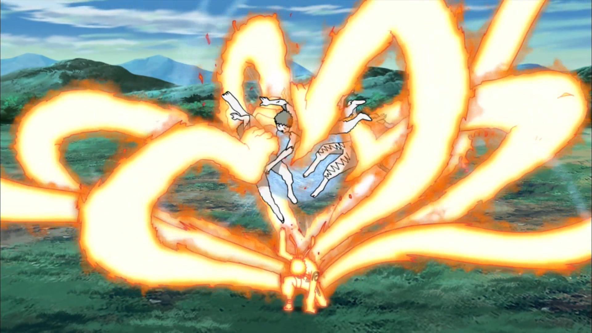 [FP] Uzumaki Naruto Rasenkyugan