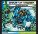 Bronze-Arm Renegade