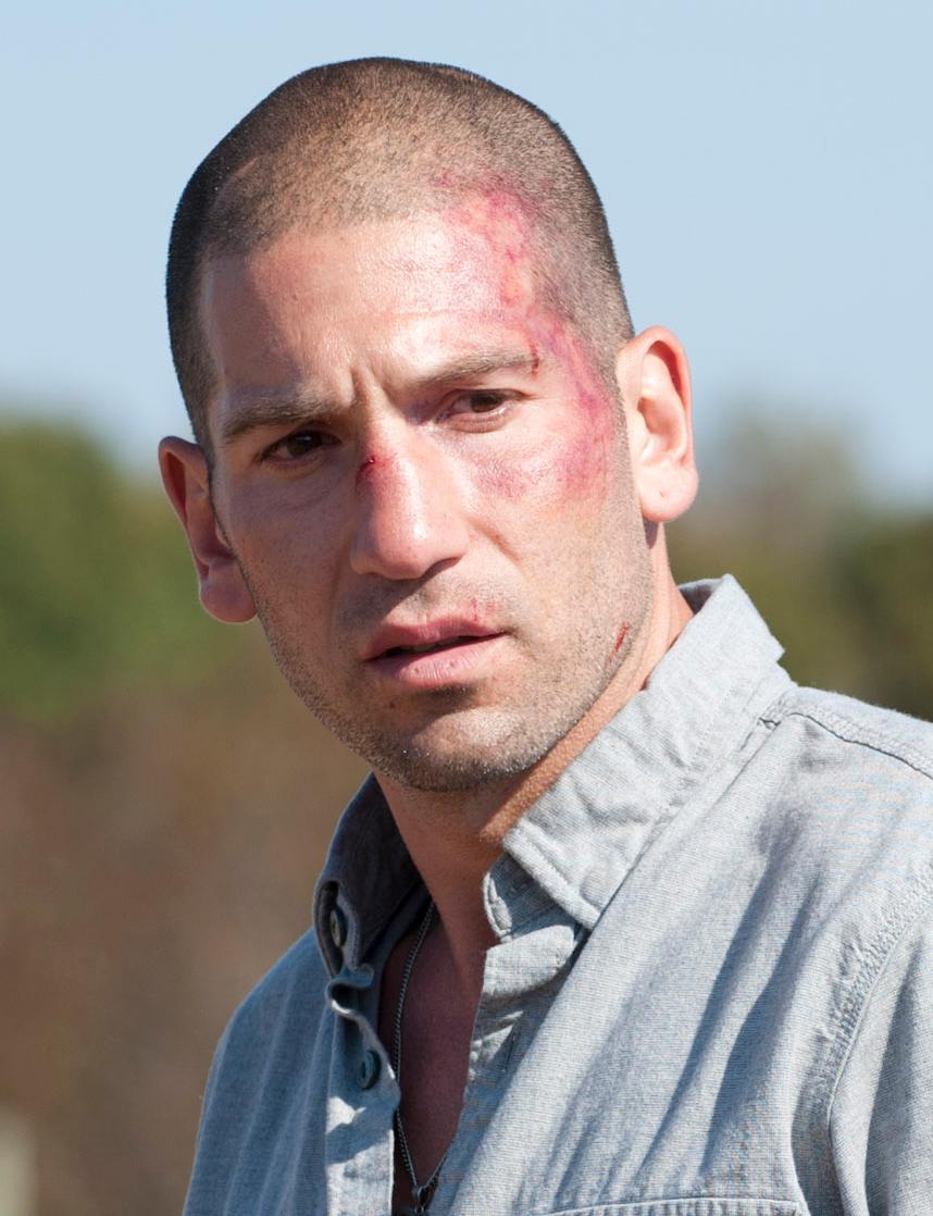 Walking Dead Shane