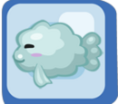 Fluffy Cloudfish