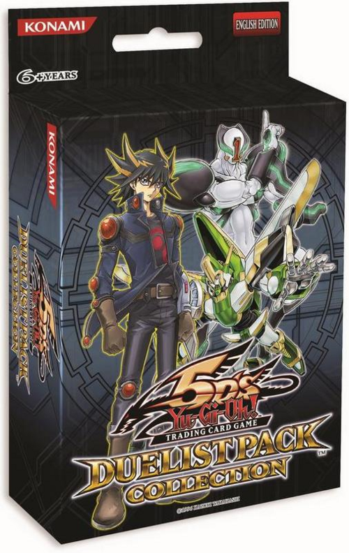 Duelist Pack Yusei Duelist Pack Collection Tin