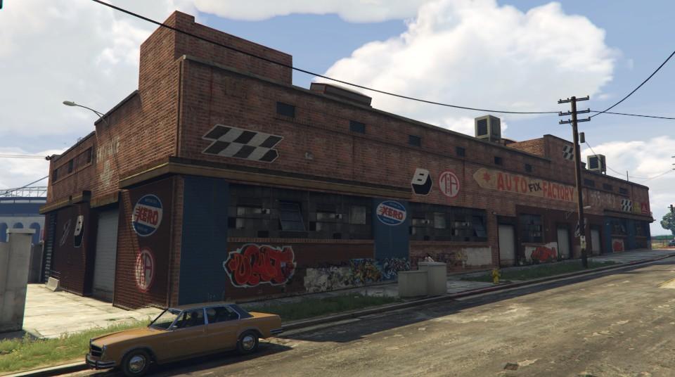 grand theft auto v: guía completa de propiedades - rockstar games