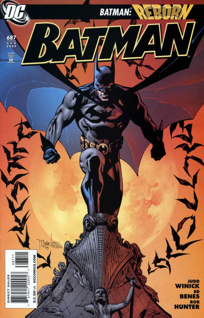 batman reborn dc comics database