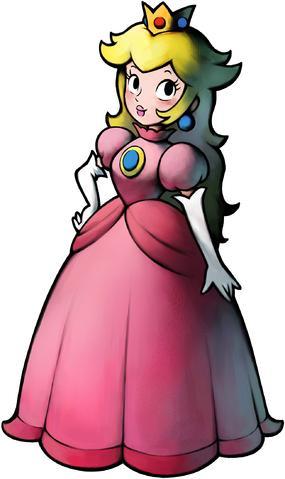 Princess Toadstool Harkipedia