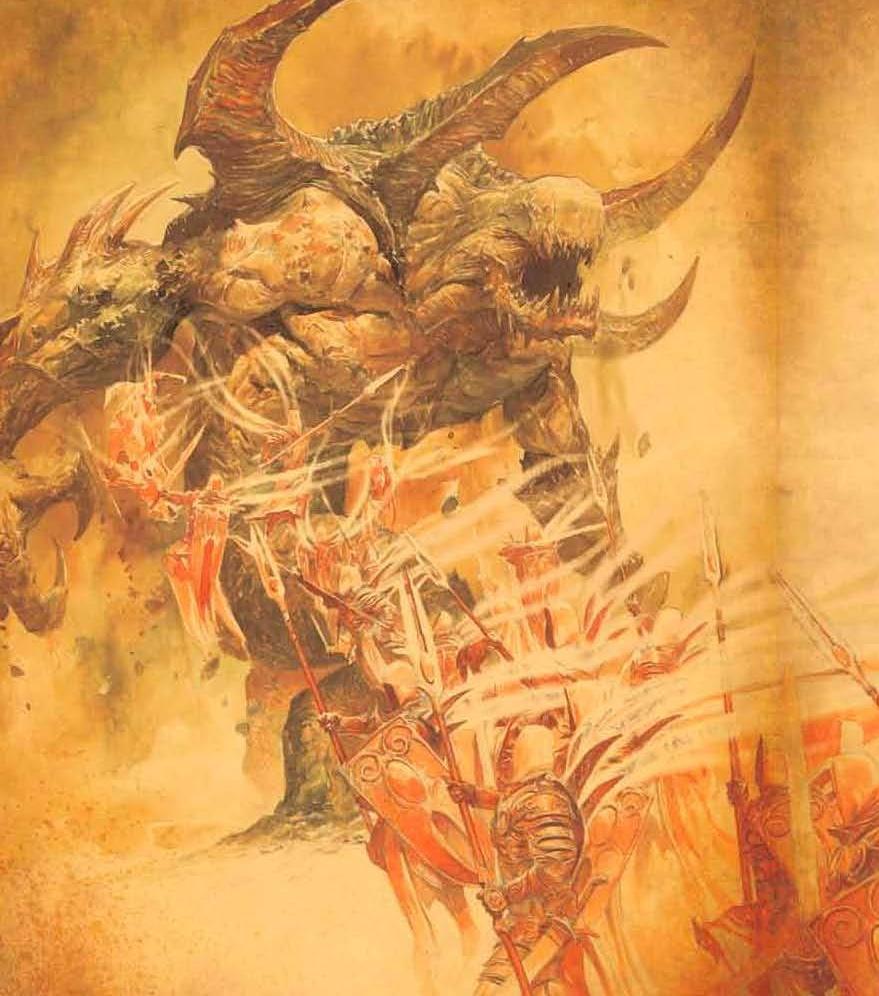 Angels and demons do battleAngel Warriors Vs Demons