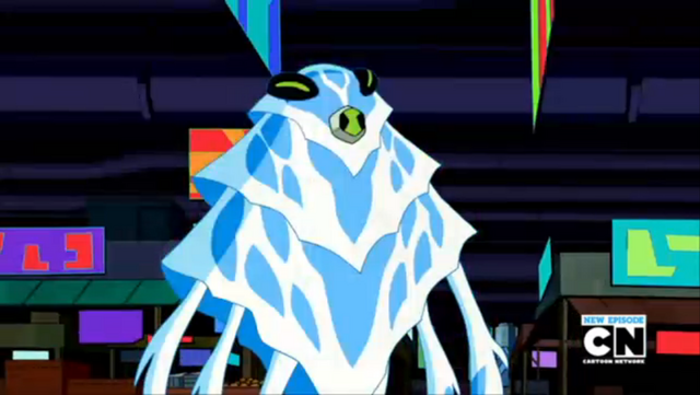 Image - Ampfibian in Return to Forever.png - Ben 10 Planet ...