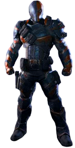 Deathstroke No Logo