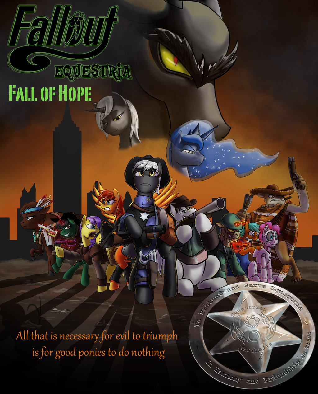 Fall of equestria