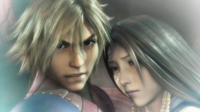 Final Fantasy Lenne And Shuyin Shuyin and Lenne s final