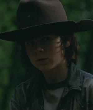 Image - Carl grimes sadjsaas.PNG - Walking Dead Wiki - Wikia  Walking Dead Carl