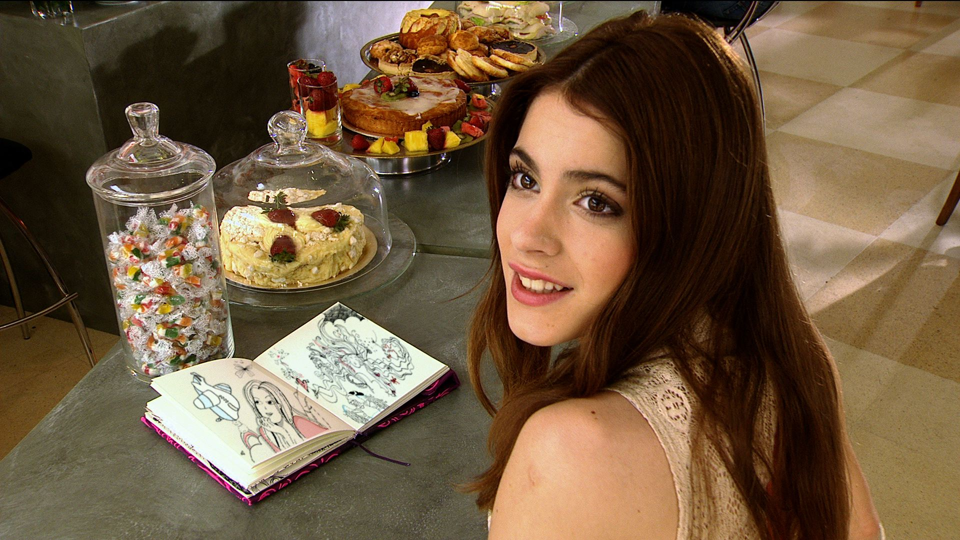 Season 1 episode 001 violetta wiki - Violetta disney channel ...