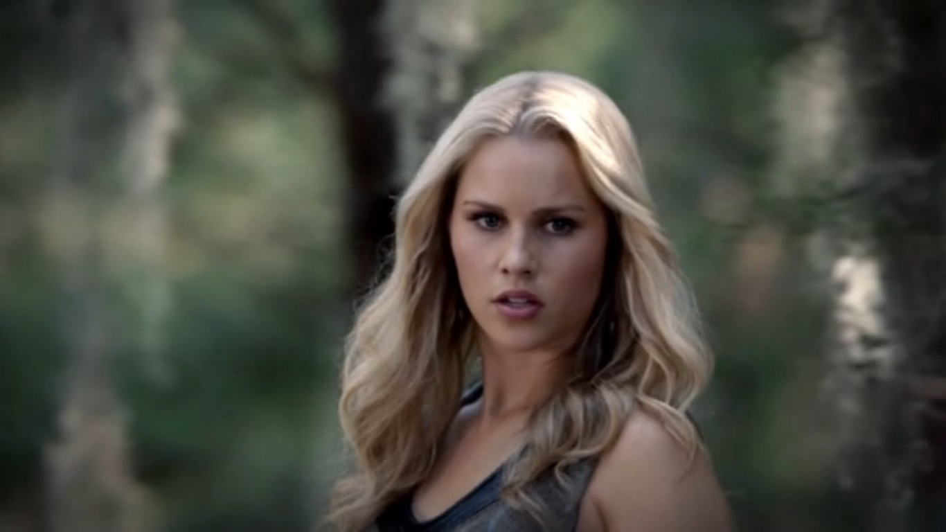 Displaying 17&gt Images For  Rebekah Mikaelson Smiling