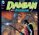 Damian: Son of Batman Vol.1 1