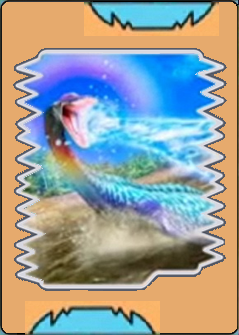 The gallery for --> Dinosaur King Ophthalmosaurus Card