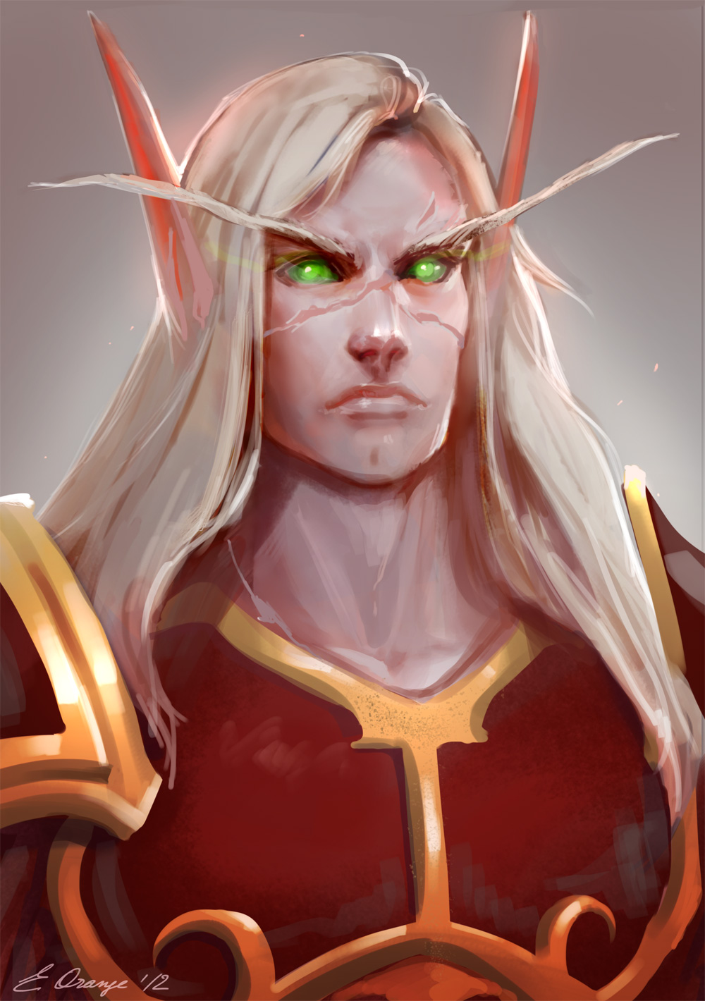 World of warcraft humans with blood elf  naked picture