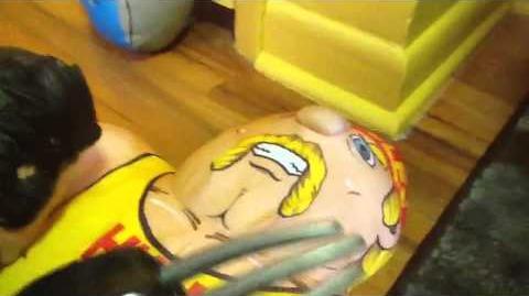 Hulk Hogan the Movie 3 A Feen is Born