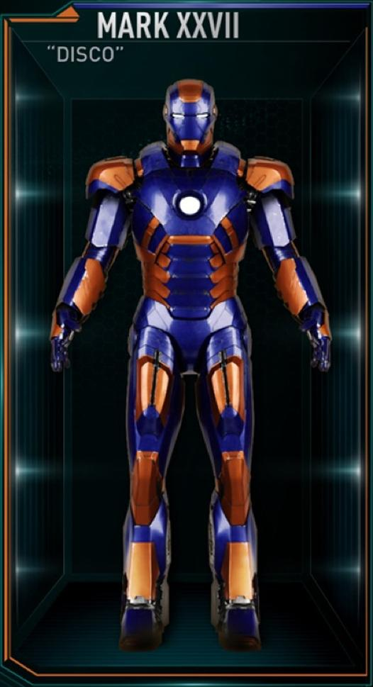 Iron Man Armor: Mark XXVII - Marvel Cinematic Universe Wiki