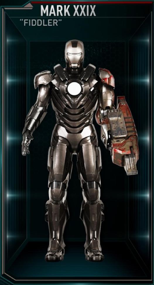 Iron Man Armor: Mark XXIX - Marvel Cinematic Universe Wiki