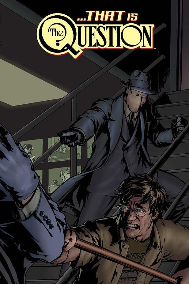 Question - DC Comics Database