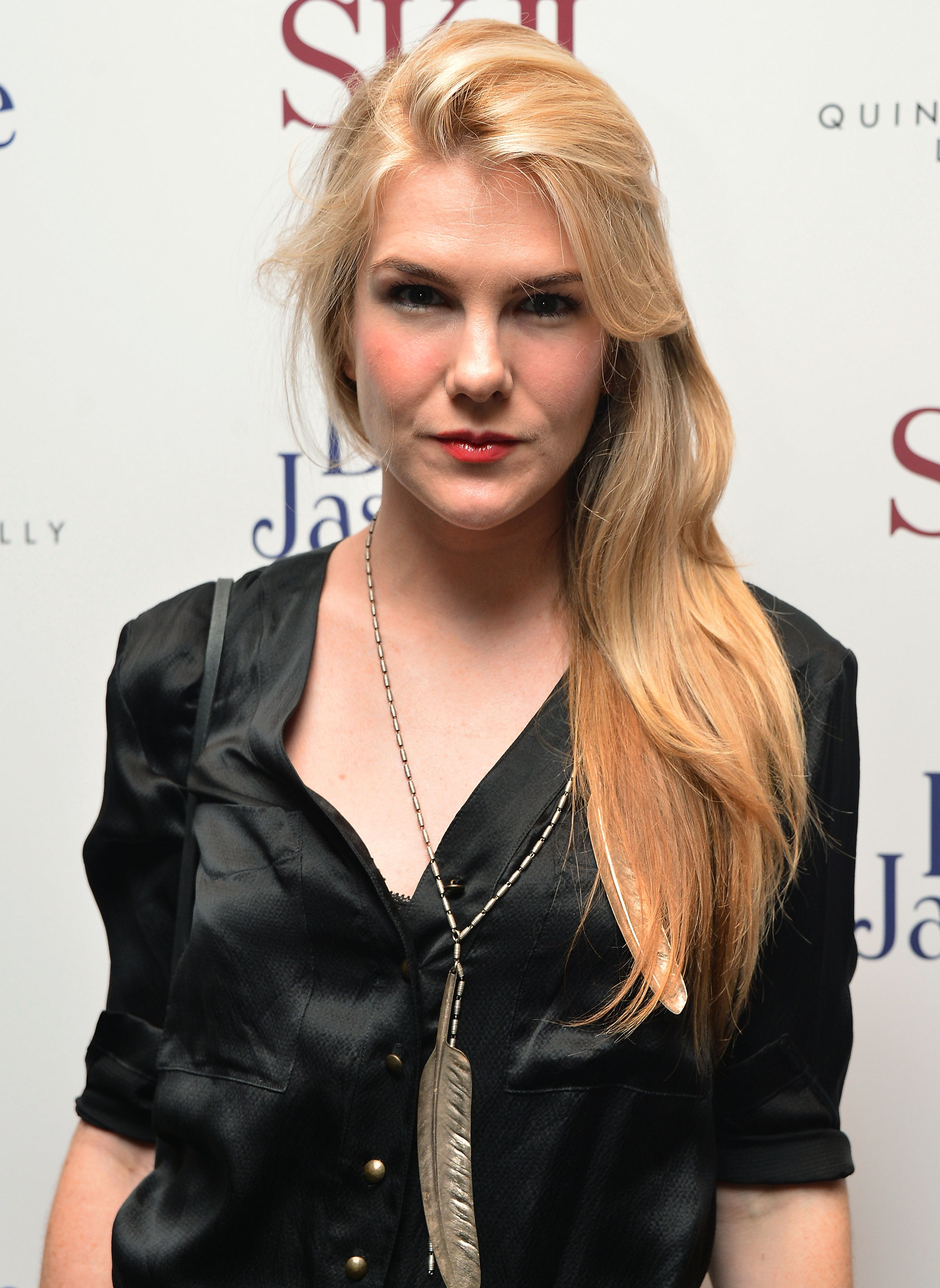 The 34-year old daughter of father David Rabe and mother Jill Clayburgh, 173 cm tall Lily Rabe in 2017 photo