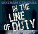 Gotham Central Vol 1: In the Line of Duty (Collected)