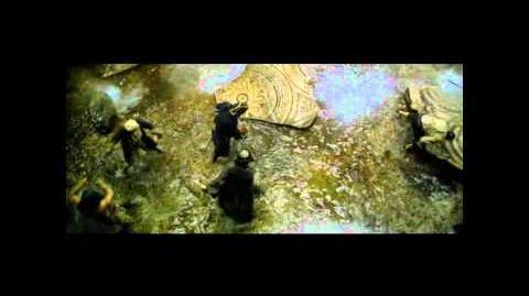 Barbossa vs. Blackbeard