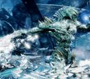 The Ice-man Cometh