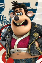 Sid Malone Fictional Characters Wiki