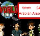 Arabian Arson