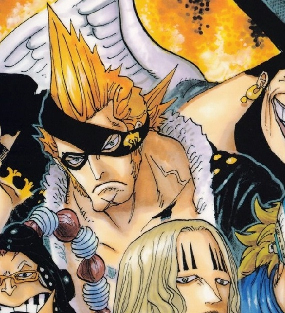 20 Karakter One Piece Dengan Bounty Tertinggi