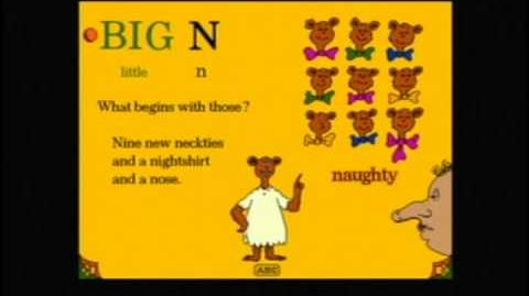 Dr Seuss ABC Playthrough