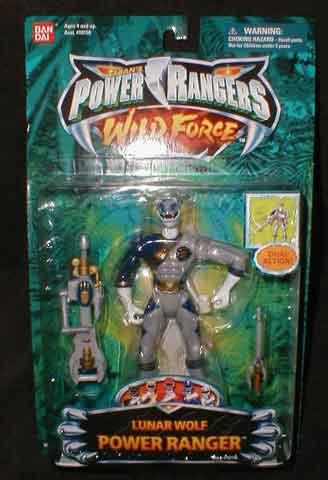 Lunar wolf ranger toy - photo#26
