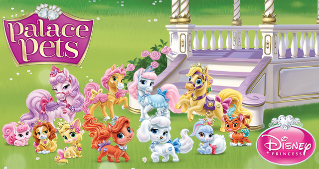 Image - Palace Pets Group.png - DisneyWiki