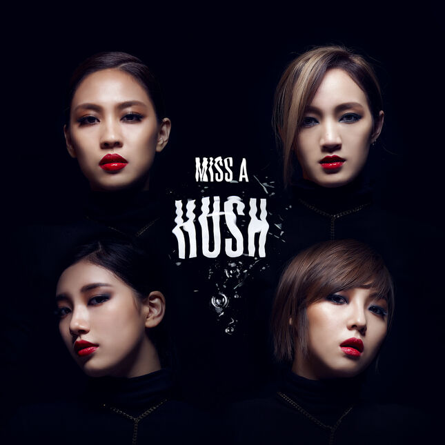 Miss A - Hush cover