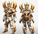 MHFG Dual Sword Specific Armor Set Renders