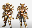 MHFG Great Sword Specific Armor Set Renders