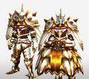 MHFG Lance Specific Armor Set Renders