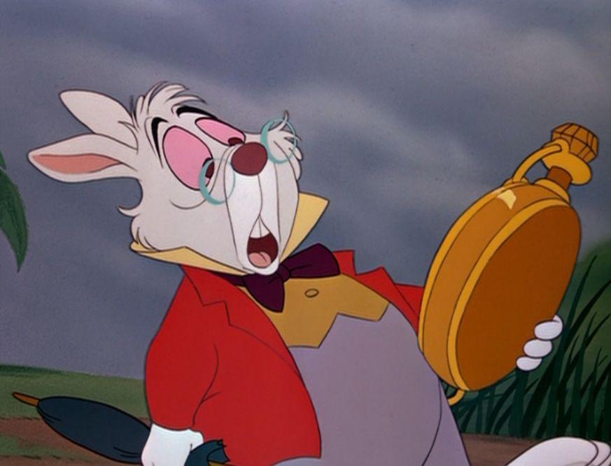 White Rabbit - Disney Wiki - Wikia